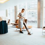 What is the General cleaning of the office?